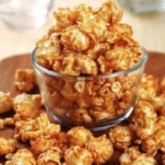Old Fashioned Cracker Jack Caramel - 250 Popcorn Recipes - RecipePin.com