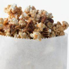 Maple Pecan Popcorn Recipe | The D - 250 Popcorn Recipes - RecipePin.com