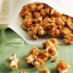 Caramel Popcorn | MyRecipes.com -  - 250 Popcorn Recipes - RecipePin.com