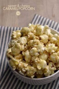 how to make super easy (and gooey, - 250 Popcorn Recipes - RecipePin.com