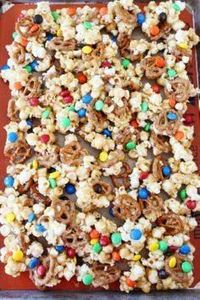 Kenz / October 5, 20155 Popcorn Re - 250 Popcorn Recipes - RecipePin.com