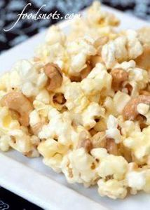 I really wanted to get this recipe - 250 Popcorn Recipes - RecipePin.com