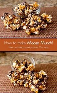 moose munch pinterest banner - 250 Popcorn Recipes - RecipePin.com