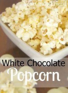Super Easy Sweet & Salty snack - 250 Popcorn Recipes - RecipePin.com