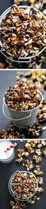 Zebra Caramel Corn - Be warned, th - 250 Popcorn Recipes - RecipePin.com
