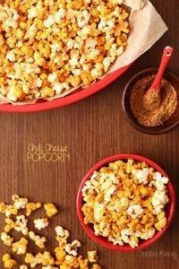 If you love chili cheese fries, th - 250 Popcorn Recipes - RecipePin.com