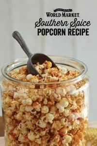 Satisfy your sweet-and-savory crav - 250 Popcorn Recipes - RecipePin.com