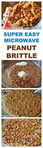 SUPER EASY MICROWAVE PEANUT BRITTL - 250 Popcorn Recipes - RecipePin.com