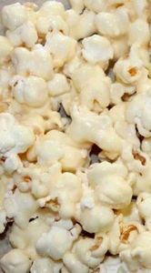 Homemade Vanilla Pudding Popcorn!  - 250 Popcorn Recipes - RecipePin.com