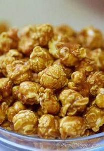 This is the best caramel popcorn r - 250 Popcorn Recipes - RecipePin.com