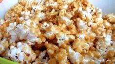 Caramel Popcorn recipe, perfectly  - 250 Popcorn Recipes - RecipePin.com