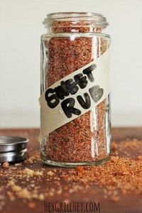 The BEST Sweet Rub for Grilled Por - 180 Pork Recipes