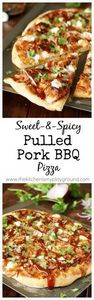 Sweet-&-Spicy Pulled Pork BBQ  - 180 Pork Recipes