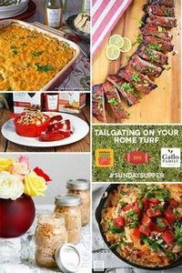Five Easy Tailgate Food Tips plus  - 180 Pork Recipes