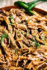 Mexican-Style Pulled Pork - A slow - 180 Pork Recipes