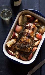 Normans use apples and cider in ma - 180 Pork Recipes