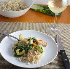Cooking Chat: Pork and Bok Choy St - 180 Pork Recipes