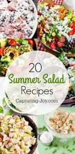 20 Salads perfect for spring and s -245 Salad Recipes - RecipePin.com