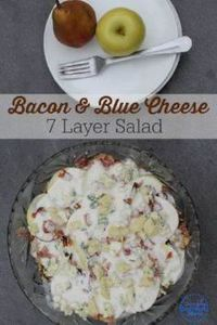 This delicious salad is made with  -245 Salad Recipes - RecipePin.com