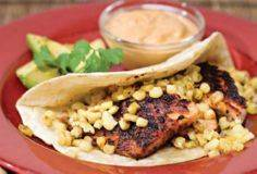 Wild Salmon Tacos Recipe | Leite's - 185 Salmon Recipes - RecipePin.com