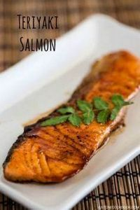 Teriyaki Salmon 鮭の照り焼き | Easy Japa - 185 Salmon Recipes - RecipePin.com