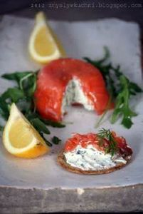 Smoked salmon parcels - 185 Salmon Recipes - RecipePin.com