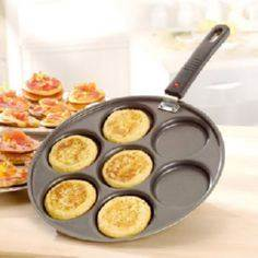 Recette Thermomix Blinis maison -  - 185 Salmon Recipes - RecipePin.com