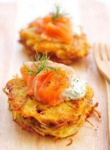 Salmon Rosti - 185 Salmon Recipes - RecipePin.com