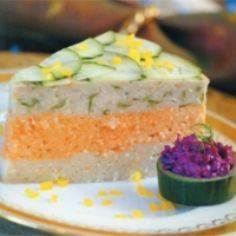 3 layer gefilte fish - 185 Salmon Recipes - RecipePin.com