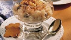 Classic rice pudding made slow coo - 135 Slow Cooker Dessert Recipes - RecipePin.com