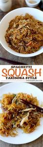 Healthy Recipe: Spaghetti Squash Y - 275 Spaghetti Squash Recipes - RecipePin.com