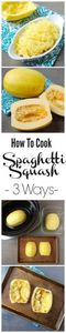 How To Cook Spaghetti Squash - 275 Spaghetti Squash Recipes - RecipePin.com