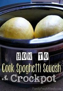 How to Cook Spaghetti Squash in th - 275 Spaghetti Squash Recipes - RecipePin.com