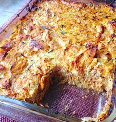 Paleo Chicken Spaghetti Squash Piz - 275 Spaghetti Squash Recipes - RecipePin.com
