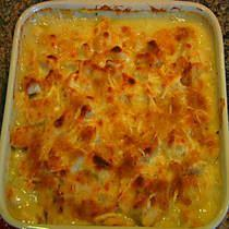 Turkey Tetrazzini with Spaghetti S - 275 Spaghetti Squash Recipes - RecipePin.com