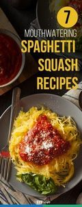 Here are 7 healthy spaghetti squas - 275 Spaghetti Squash Recipes - RecipePin.com