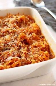 Easy spaghetti squash casserole re - 275 Spaghetti Squash Recipes - RecipePin.com
