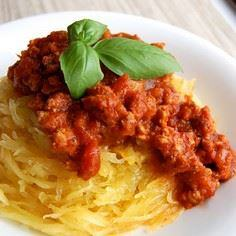 "How to Make ""Spaghetti"" with Spagh - 275 Spaghetti Squash Recipes - RecipePin.com"