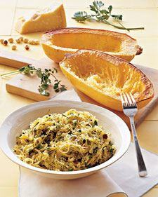 spaghetti squash - 275 Spaghetti Squash Recipes - RecipePin.com