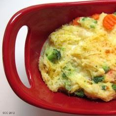 Cheesy Spaghetti Squash Bake for 1 - 275 Spaghetti Squash Recipes - RecipePin.com