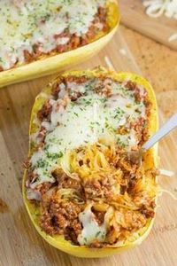 14 Spaghetti Squash Bowls You Need - 275 Spaghetti Squash Recipes - RecipePin.com