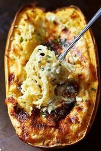 If you're looking for a comforting - 275 Spaghetti Squash Recipes - RecipePin.com