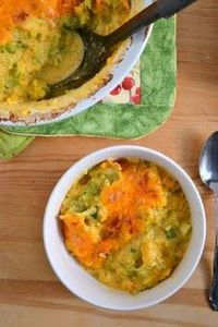 Cheesy Spaghetti Squash and Brocco - 275 Spaghetti Squash Recipes - RecipePin.com