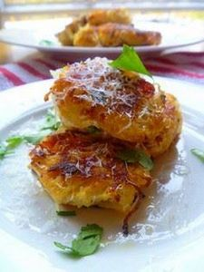 Spicy Spaghetti Squash Fritters -  - 275 Spaghetti Squash Recipes - RecipePin.com