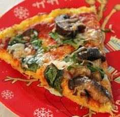 Spaghetti Squash Crust Pizza - 275 Spaghetti Squash Recipes - RecipePin.com
