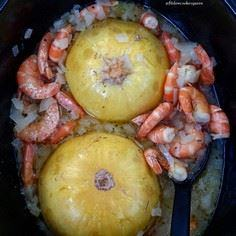 Slow Cooker Spaghetti Squash Shrim - 275 Spaghetti Squash Recipes - RecipePin.com