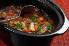 The Best Fix-It-And-Forget-It Beef - 120 Delicious Stew Recipes - RecipePin.com