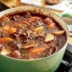 Beef Stew- The meat should fall ap - 120 Delicious Stew Recipes - RecipePin.com
