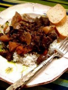 Beef Burgundy Stew - 120 Delicious Stew Recipes - RecipePin.com