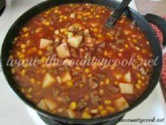 The Country Cook: Brunswick Stew - 120 Delicious Stew Recipes - RecipePin.com